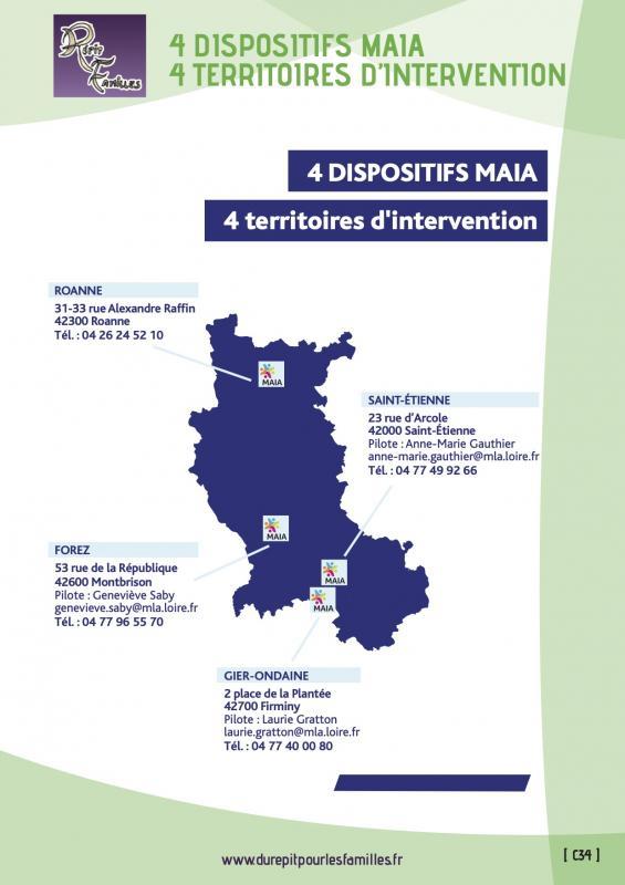 C34 maison pour l autonomie et l integration des malades d alzheimer maia carte