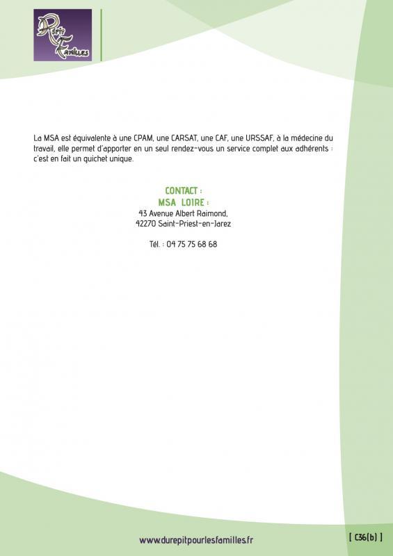 C36 b mutualite sociale agricole verso
