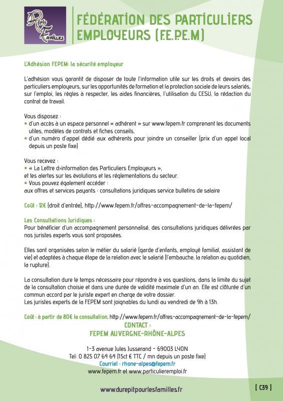 C39 federation des particuliers employeurs fepem verso